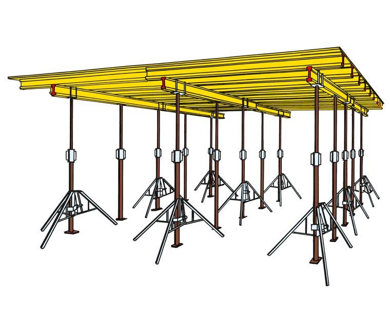 Holzträger für Baustellen von Eidenschink in Irlbach