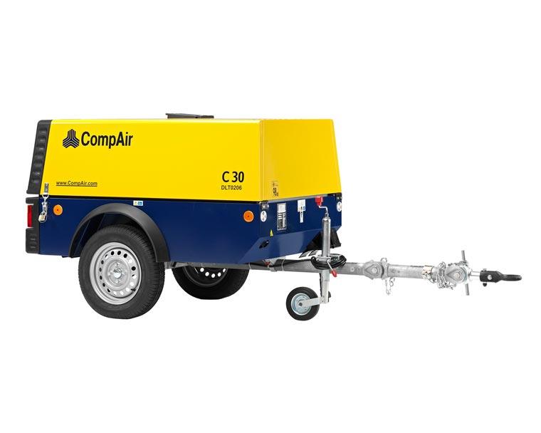 Kompressor von CompAir C30